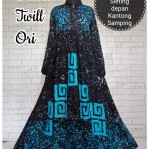 Gamis Twill Ory